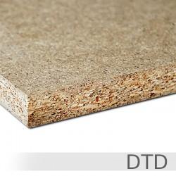 DTD dřevotřísková deska 25 mm