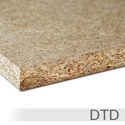 DTD dřevotřísková deska 28 mm