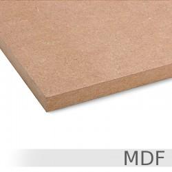 MDF deska surová 6 mm